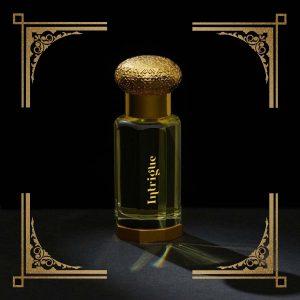 Parfumuri arabesti - Intrigue